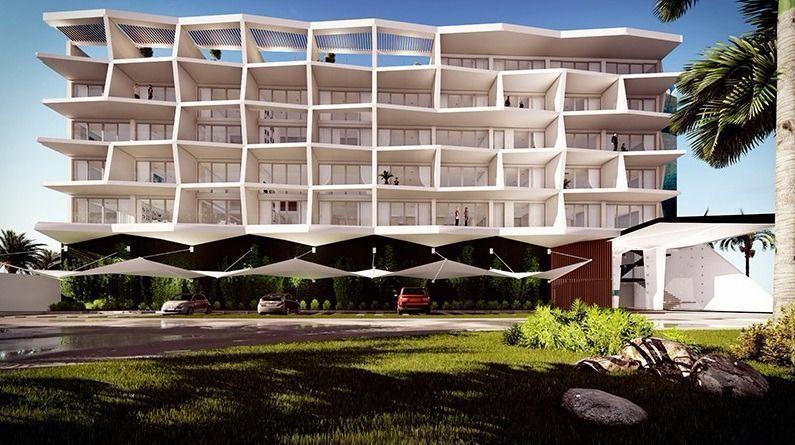 16 de 18: desarrollo nuevo en la zona hotelera