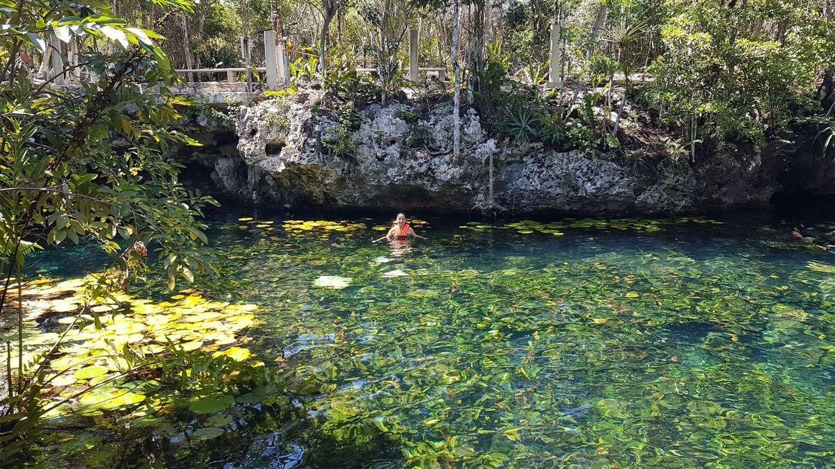 13 de 15: lote cerca de cenote