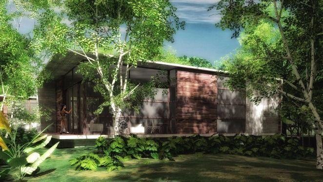 4 de 20: casas ecologicas en tulum