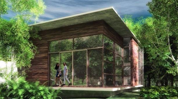 18 de 20: casas ecologicas en tulum