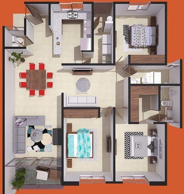5 de 5: estructura del departamento