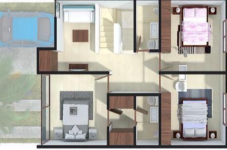 5 de 5: estructura de la casa