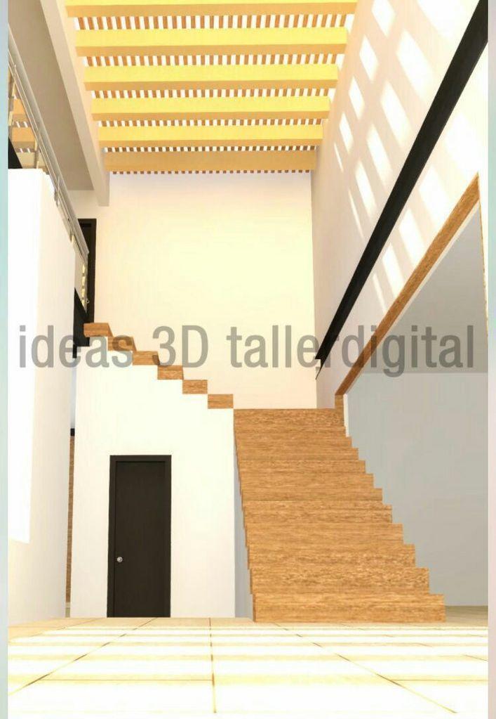 17 de 26: escaleras