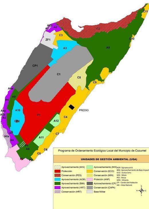 2 de 5: terreno en venta cozumel