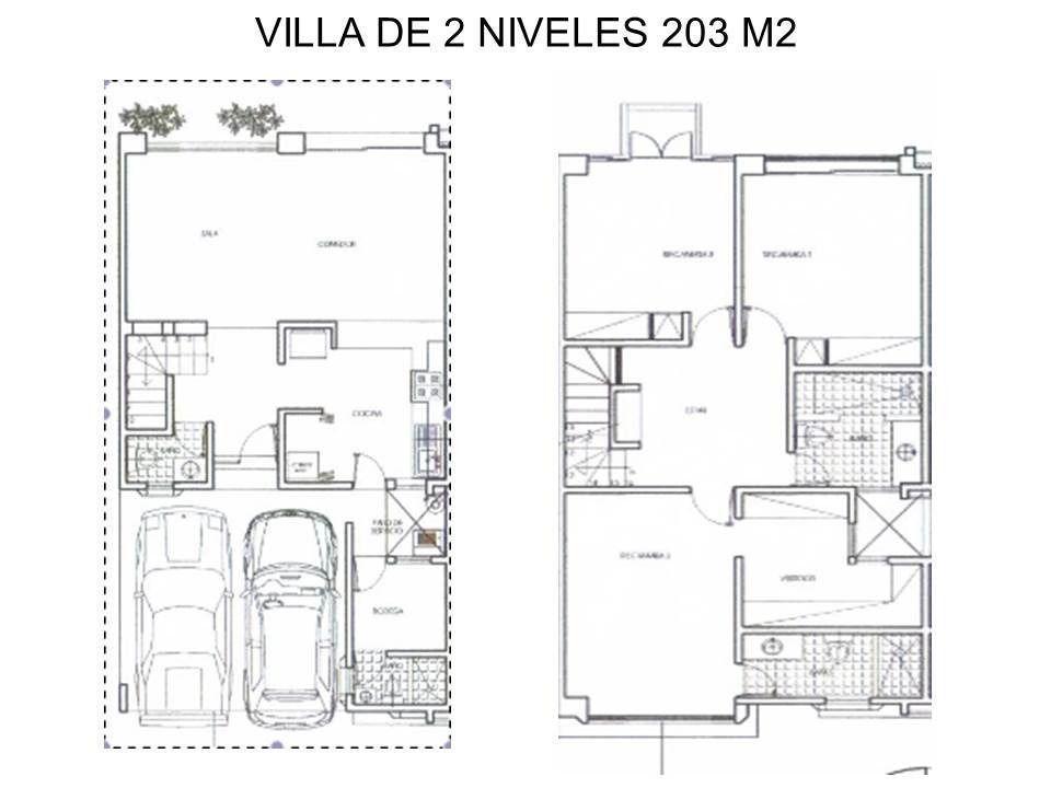 13 de 27: estructura dos niveles