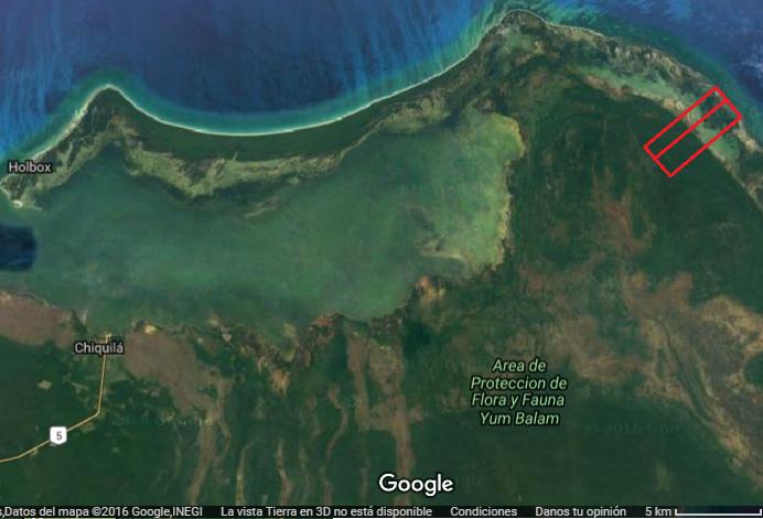 3 de 4: lotes en isla mujeres