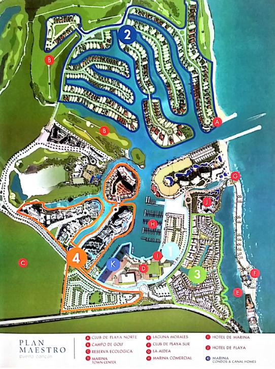 8 de 9: Desarrollo Puerto Cancun