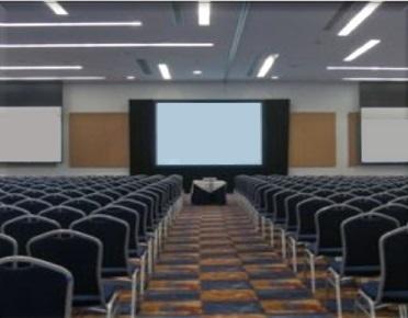 4 de 6: Sala de conferencias