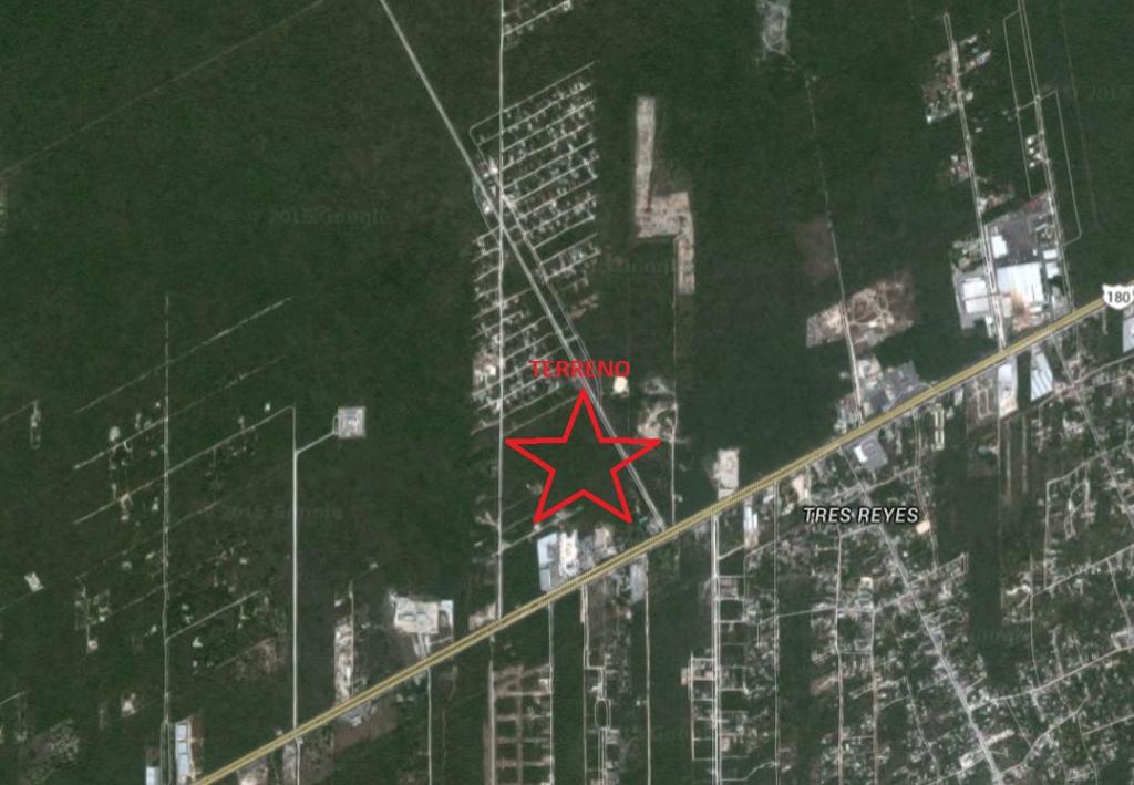 1 de 9: Terreno en venta en Cancun