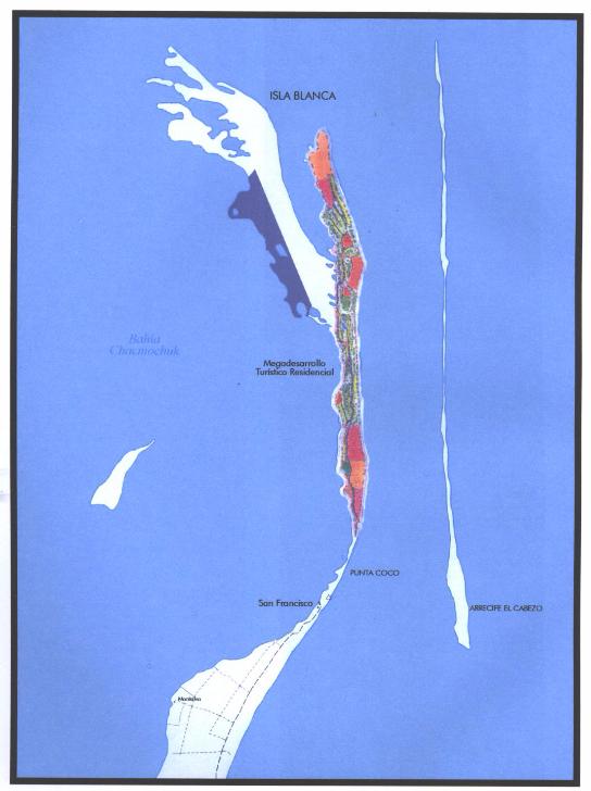 9 de 15: terreno hotelero en isla blanca
