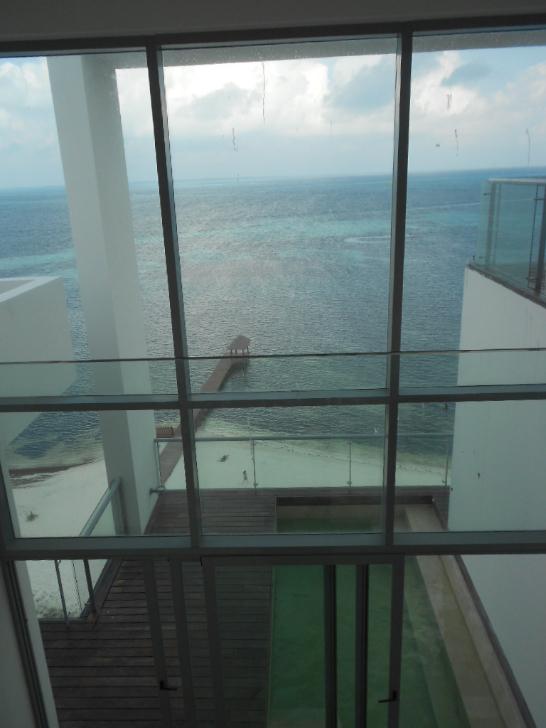 13 de 26: penthouse de dos niveles frente al mar