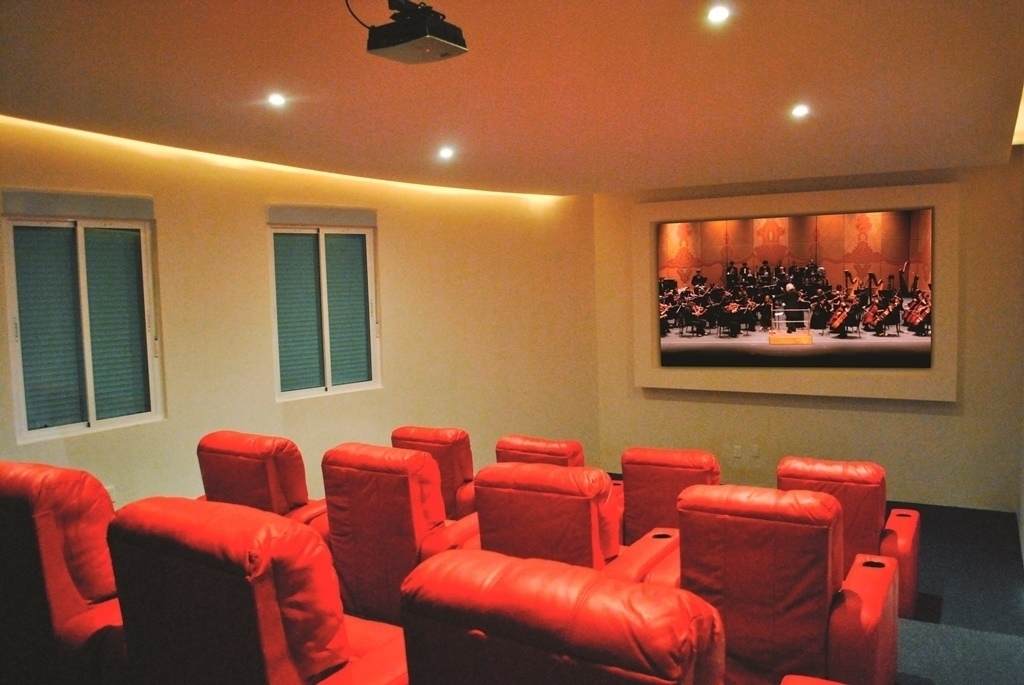 17 de 20: Sala de Cine