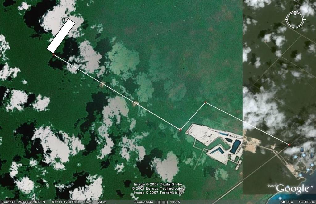 1 de 2: Terreno en venta en Playa del Carmen