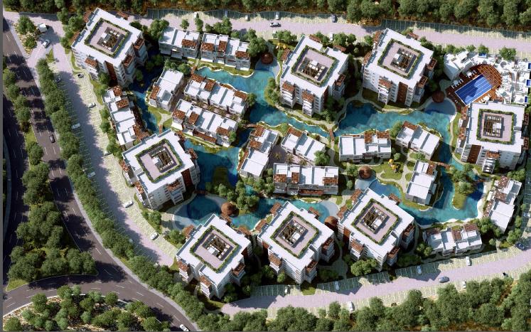 7 de 11: Villa en venta en nuevo desarrollo de Playa del Carmen