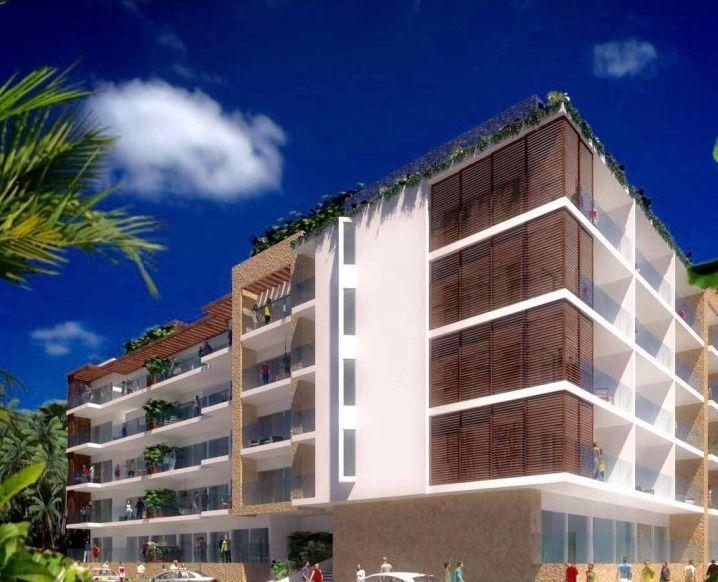 6 de 6: Departamentos en Playa del Carmen