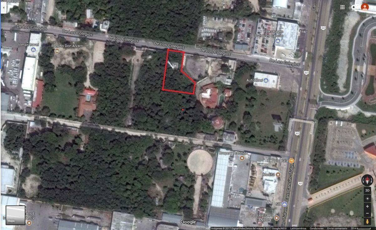1 de 8: Terreno en venta Av. Colosio