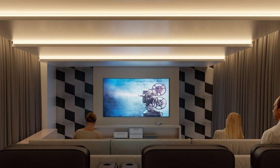 6 de 22: Sala de cine