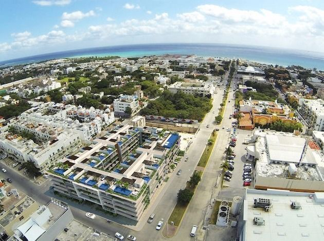 13 de 22: Desarrollo en Playa del carmen