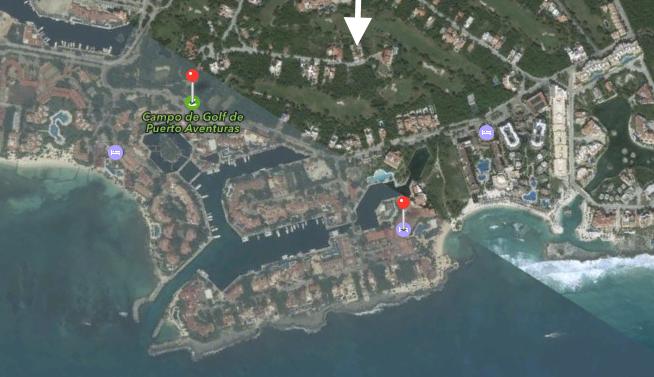 2 de 9: Desarrollo nuevo en Puerto Aventuras