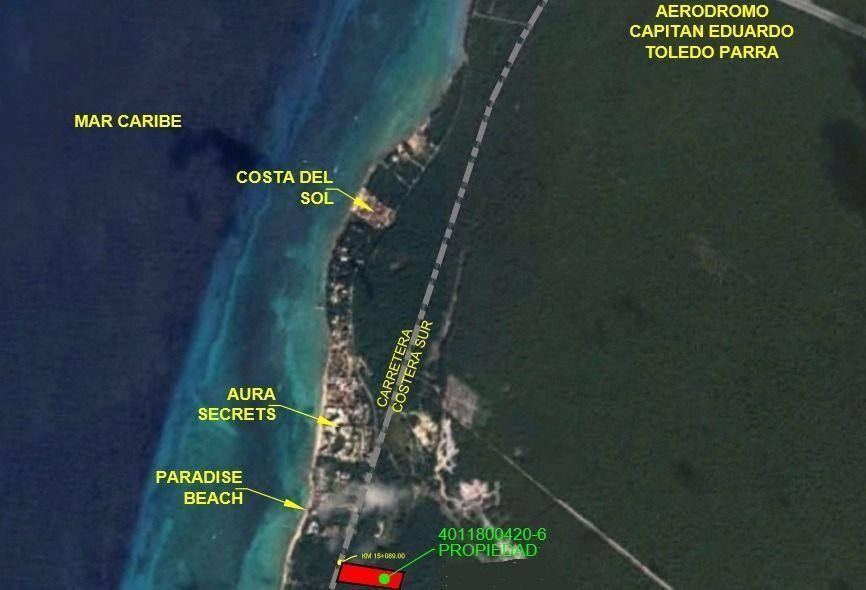 1 de 4: Terreno en venta en Cozumel