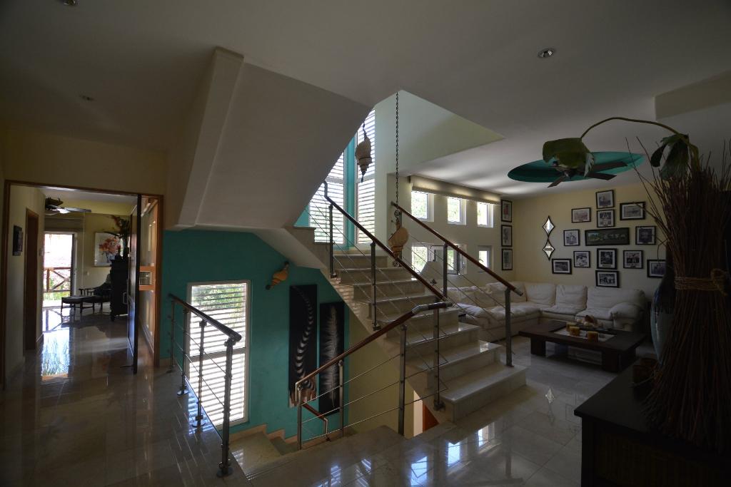 18 de 25: Casa de 3 niveles en Puerto Aventuras
