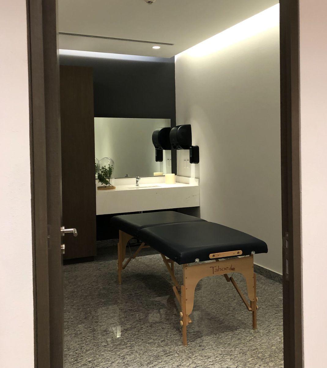 19 de 25: Area de masaje
