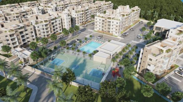 11 de 13: Vista panoramica de la piscina