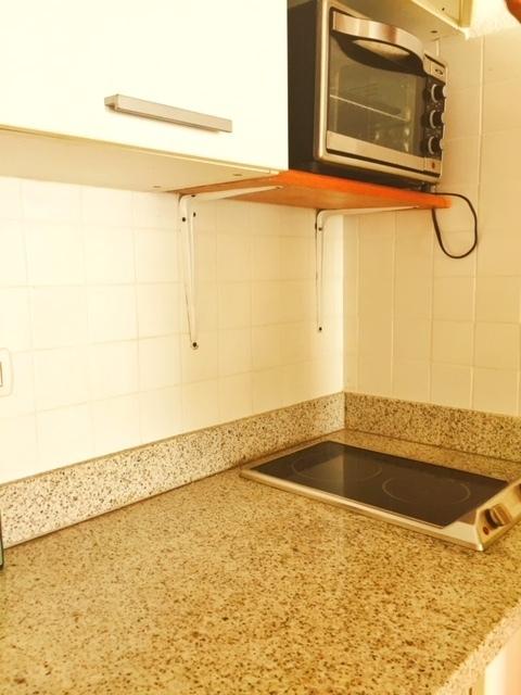 4 de 5: Cocina integrada