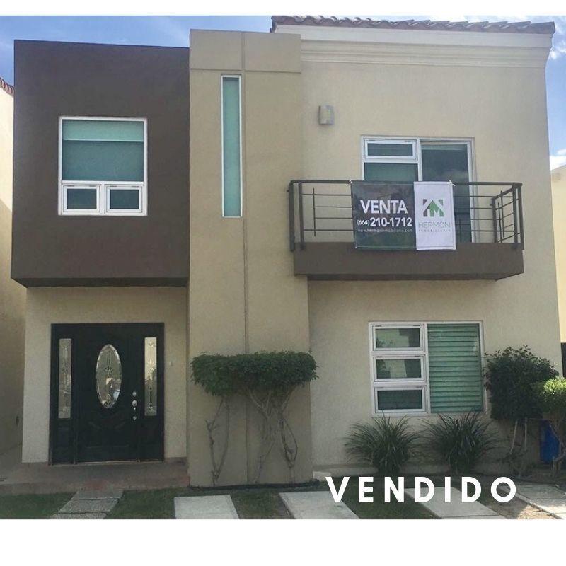 Casas En Venta En Hacienda Agua Caliente Tijuana