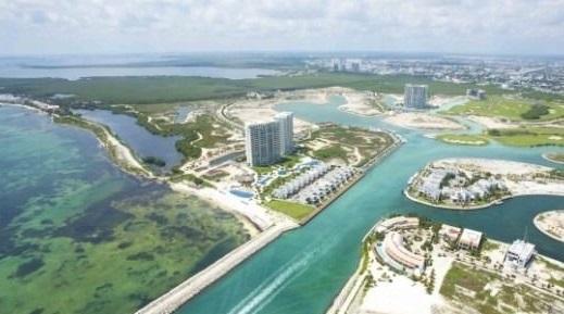 16 de 19: Desarrollo Puerto Cancun