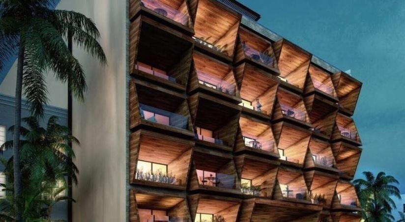 1 de 9: Desarrollo nuevo Playa del Carmen