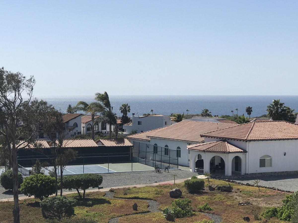 14 de 18: Vista al mar desde la terraza cubierta