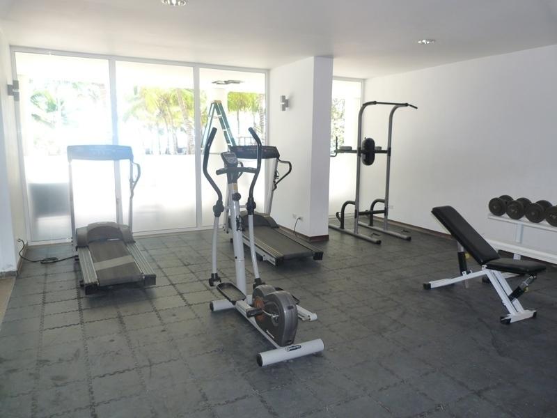 25 de 25: Gym