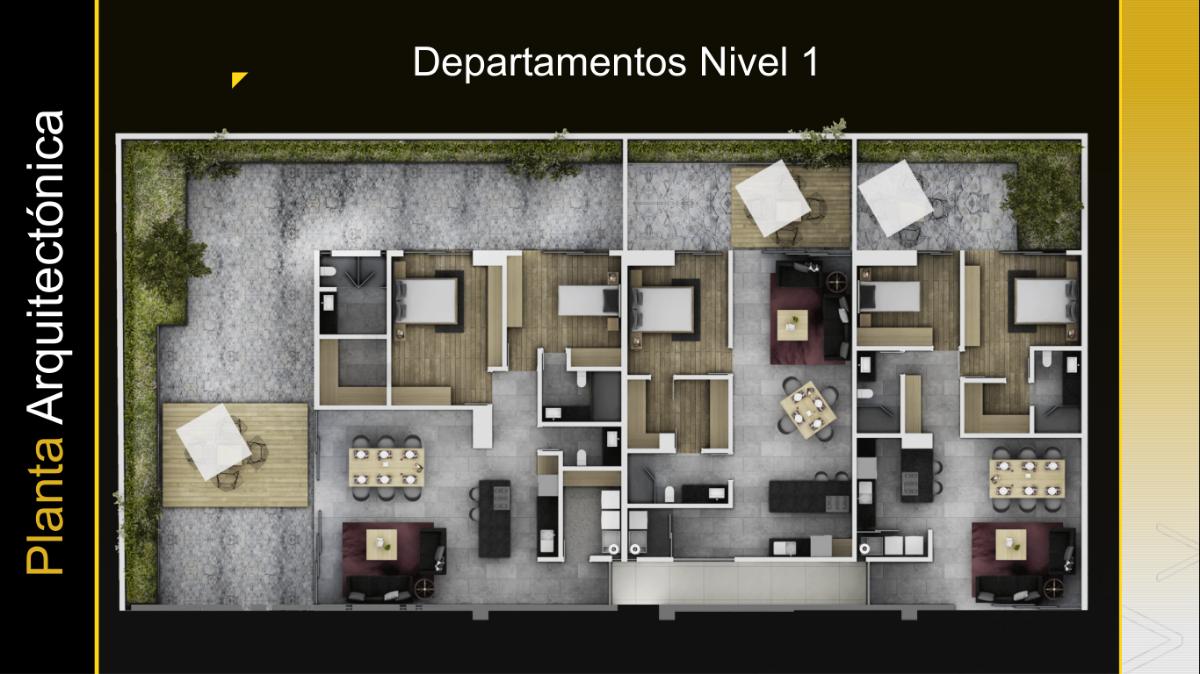 6 de 26: Departamento Nivel 1
