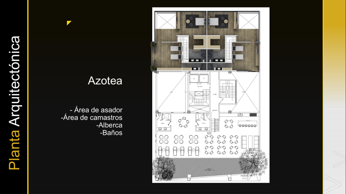 8 de 26: Azotea