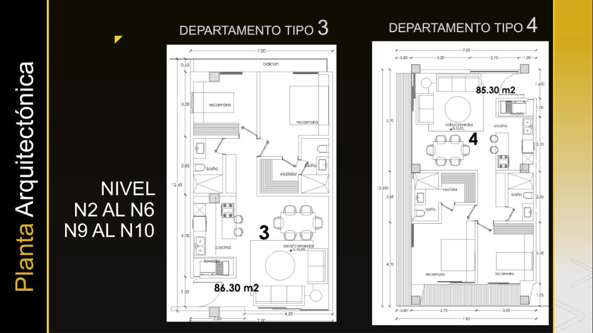 12 de 26: Departamento Tipo 3 - 4