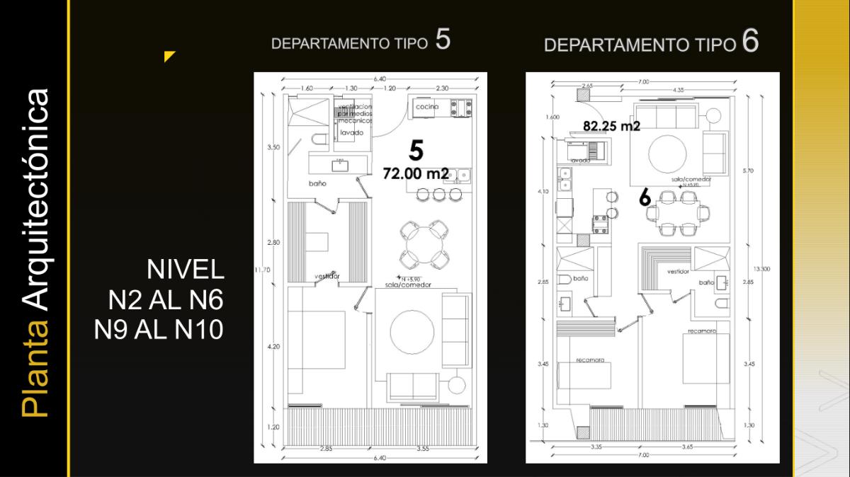 13 de 26: Departamento Tipo 5 - 6