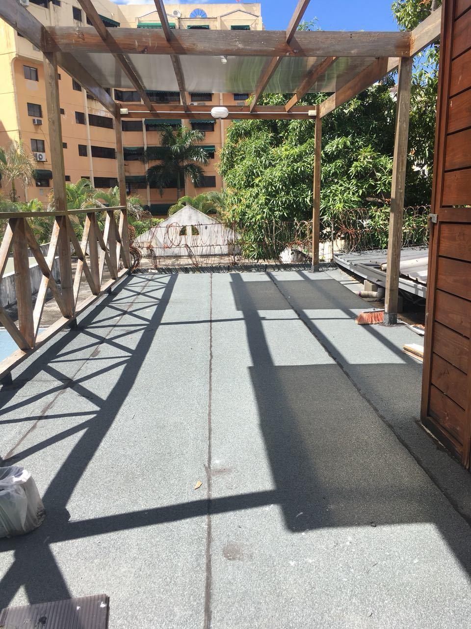 8 de 42: terraza de la oficina No. 1