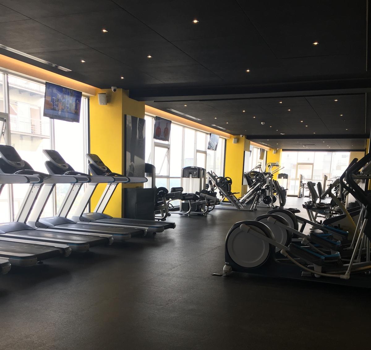 16 de 18: Gym