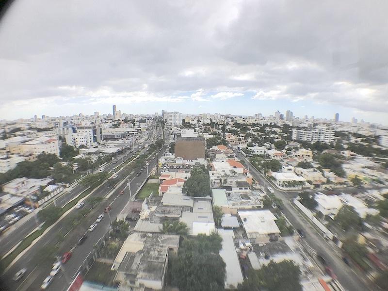 2 de 15: Vistas desde los pisos altos.