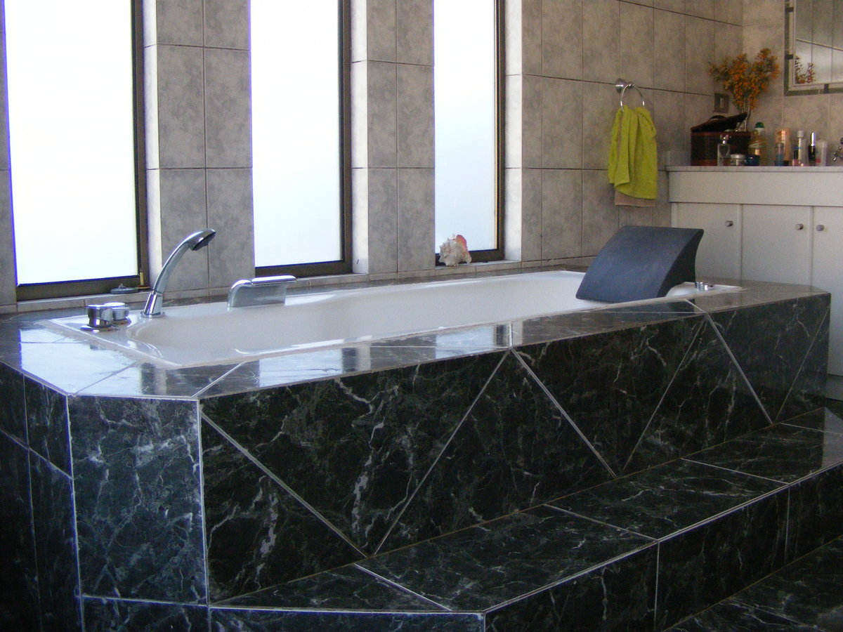 13 de 23: Baño suite, jacuzzi