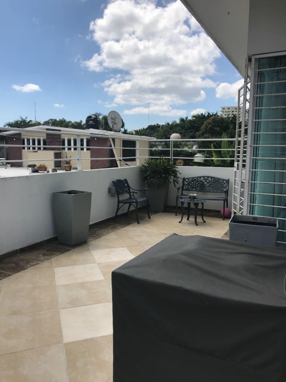 Vendo Apartamento Segundo Piso Con Terraza Naco Easybroker