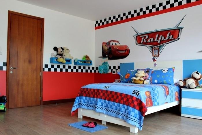 11 de 27: Dormitorio Secundario Niño