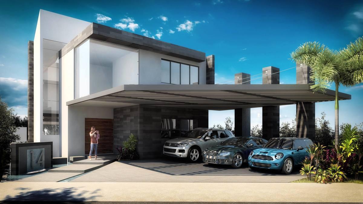 1 de 14: Casa Moderna venta Lagos del Sol