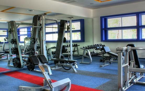 9 de 14: Gym
