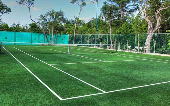 8 de 14: Cancha tennis