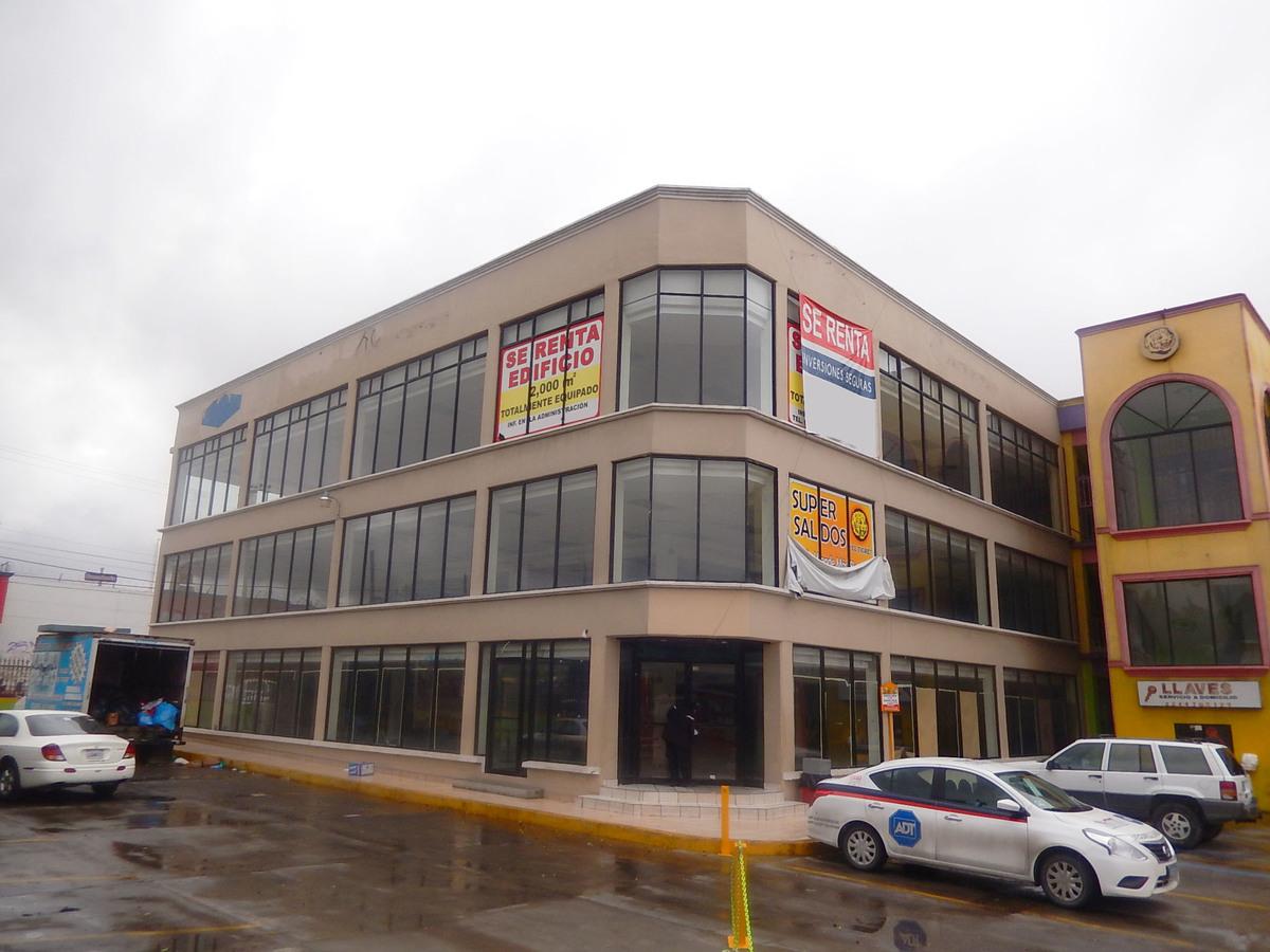 1 de 10: Edificio en Renta en Plaza el Tigre Mariano Matamoros PMR-33