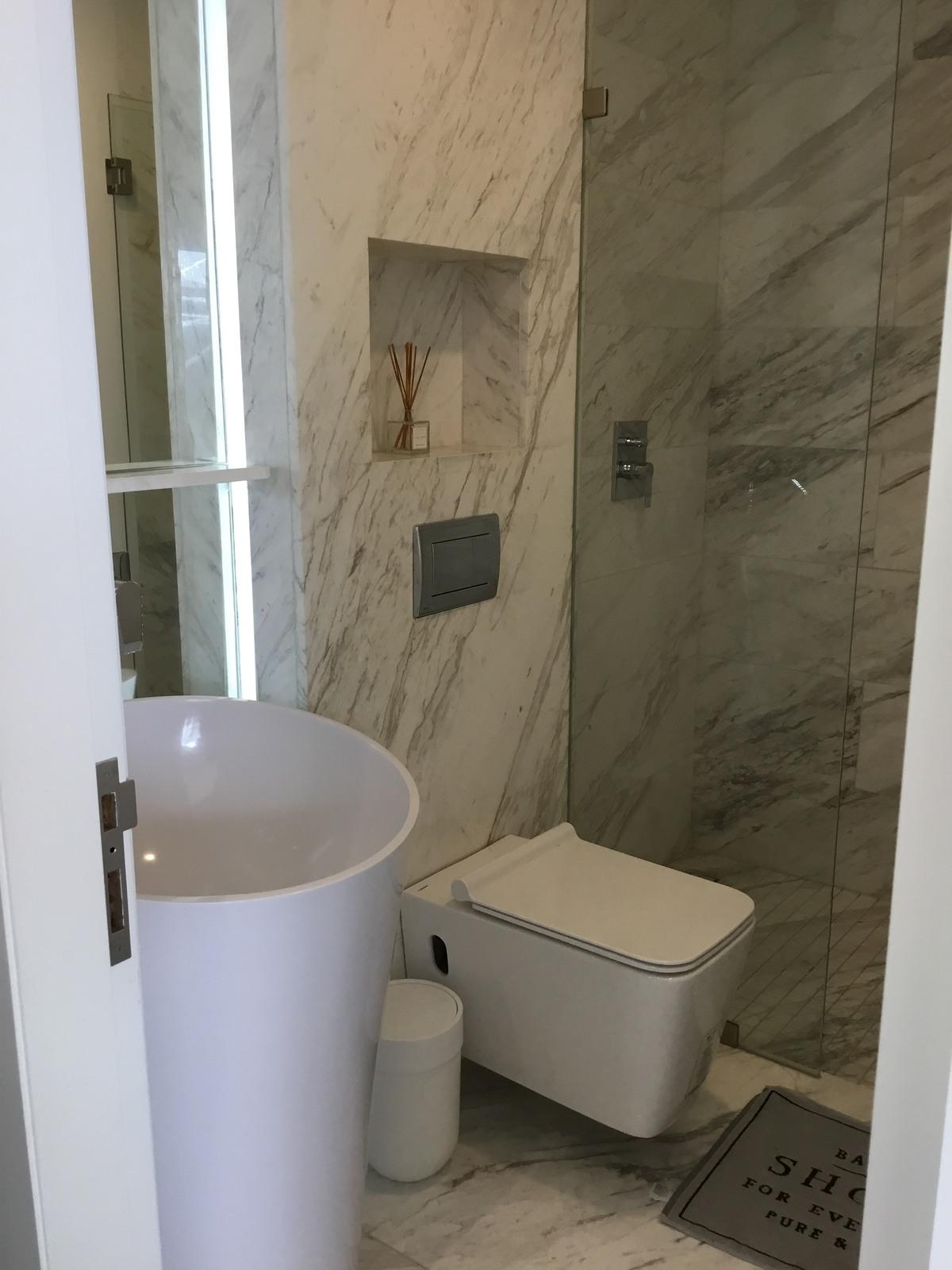 7 de 19: Baño Departamento muestra