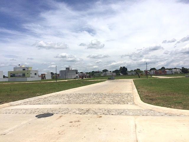 2 de 16: Calle de acceso al terreno
