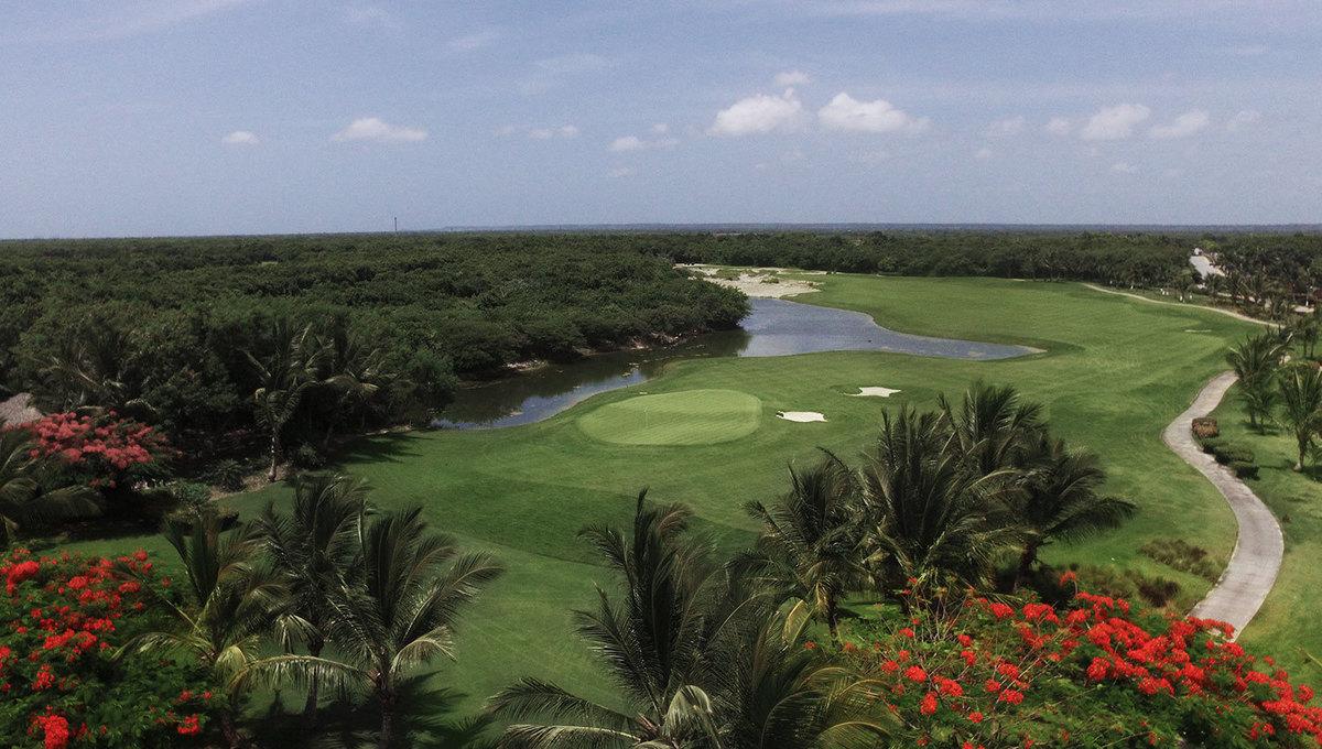 8 de 10: Campos de Golf
